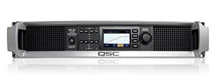 QSC PLD 4.5 - 1200W @ 8 Ohms 4-channel amplifier.