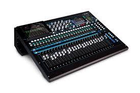 Allen & Heath Qu-24 Digital Console - 24 input digital mixing console.