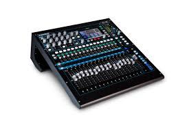 Allen & Heath Qu-16 Digital Console - 16 input digital mixing console.