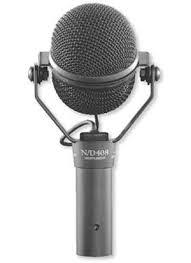 EV N/D 408 - An Electro-Voice dynamic microphone.