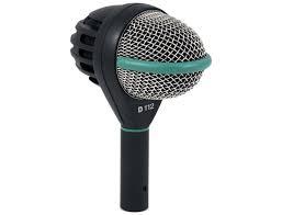 AKG D112 - An AKG dynamic microphone.