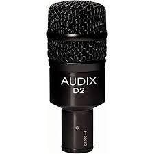 Audix D2 - An Audix dynamic microphone.