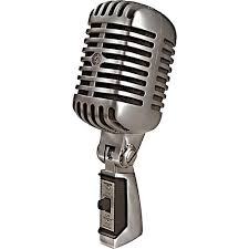 Shure 55SH - An Shure dynamic microphone.