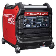Predator 3500W Inverter Generator -