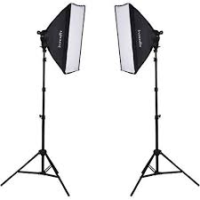 Interfit F5 Florescent Light Kit - Great for photography, video, step-and-repeats, and demonstrations.
