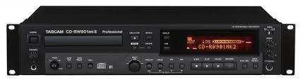 Tascam RW-900SL - Professional CD Recorder/Player.