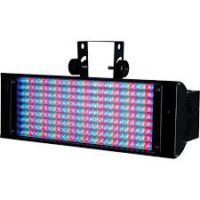 ADJ Punch LED Pro - 34W LED DMX controllable RGB lighting fixture.