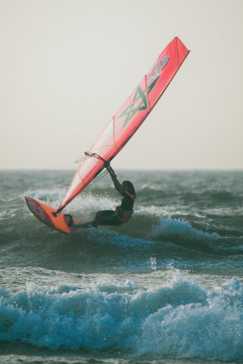 Moroccan Windsurf