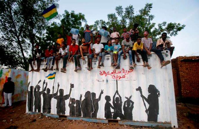 Sudan uprising
