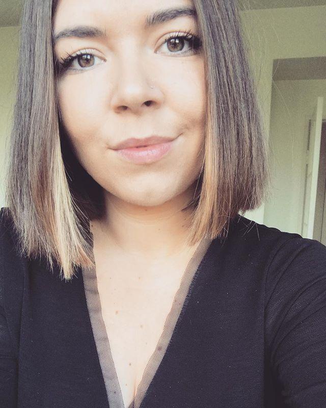 Living that short hair life 💇🏻♀️