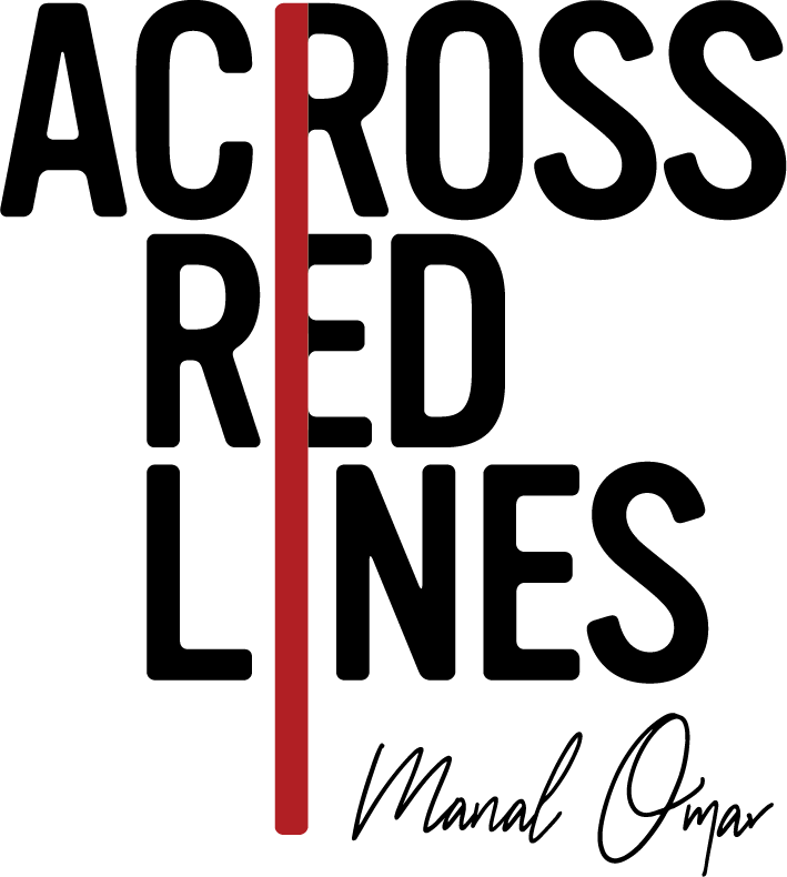 Copy of Across Red Lines with Manal Omar