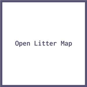 Logo For Open Litter Map