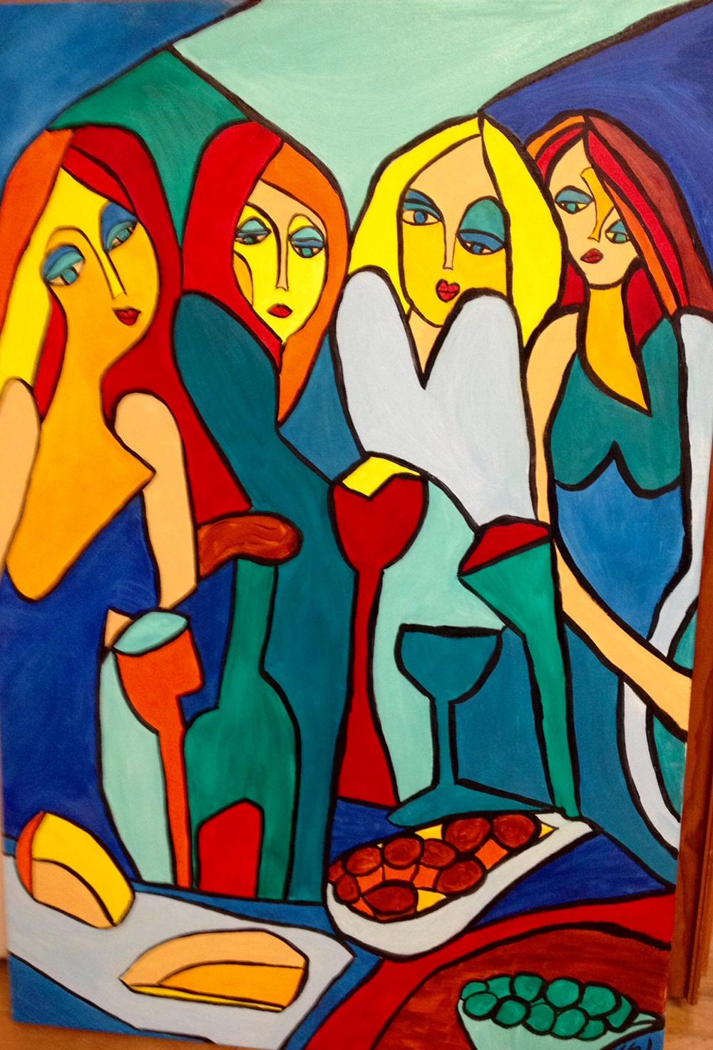 Greta Waterman - www.ArtGreta.com