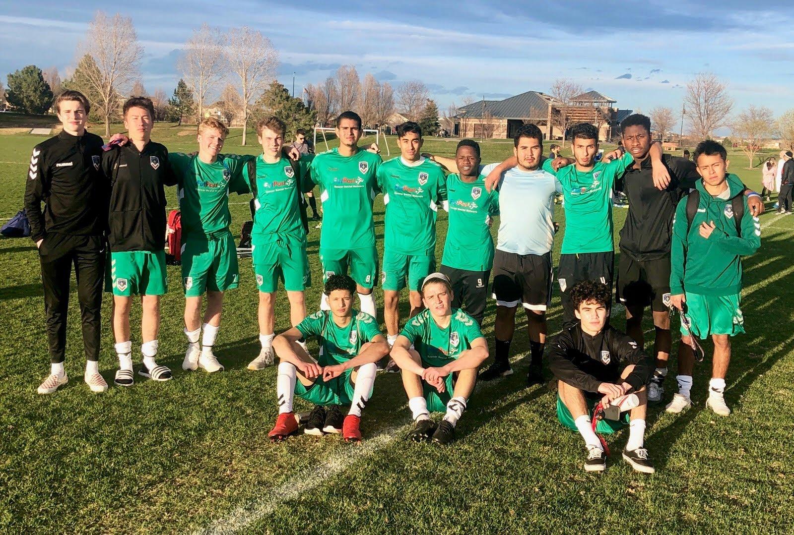 FC Denver U19 vs Rovers Elite