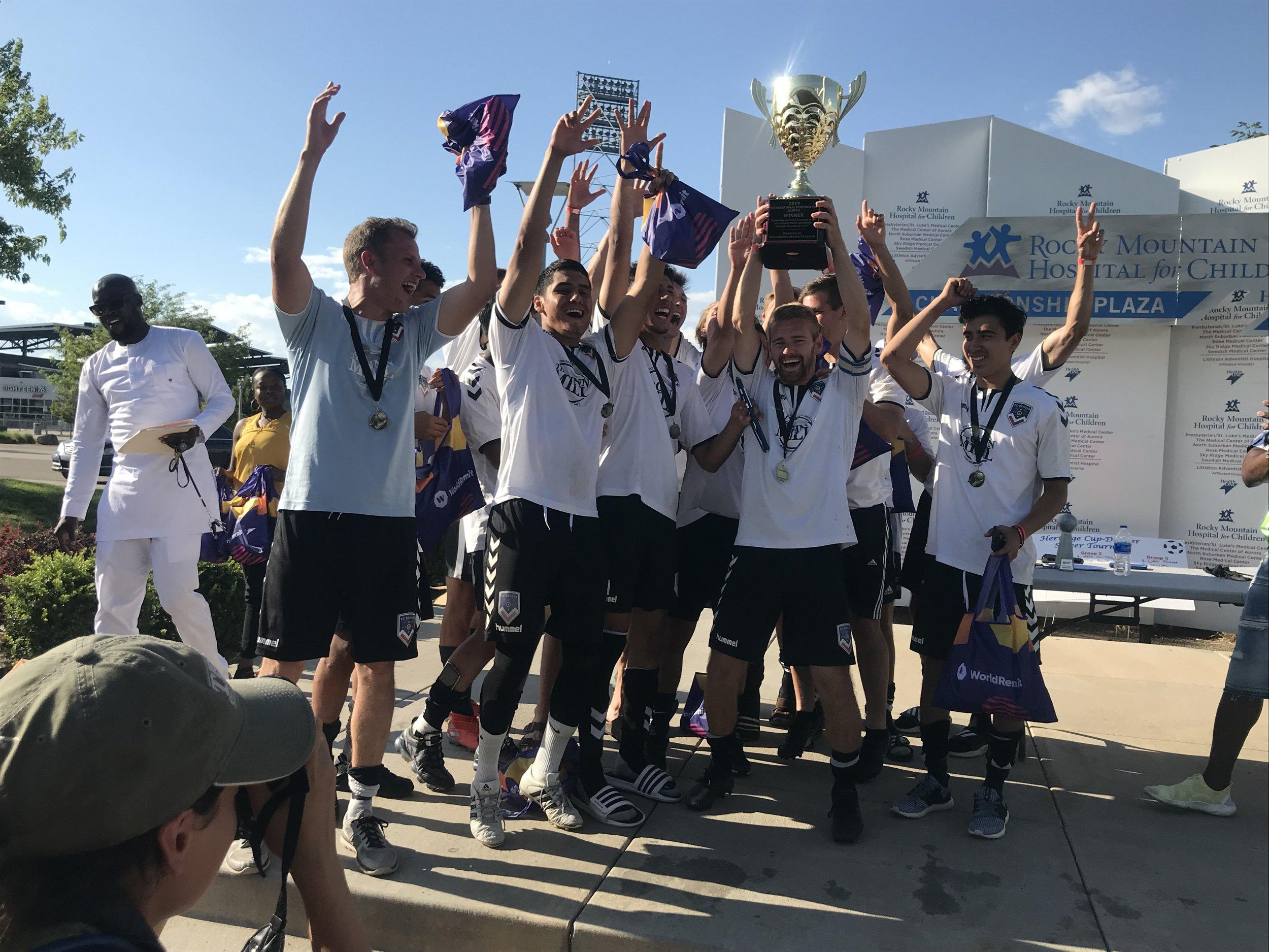 International Heritage Cup Denver Champions