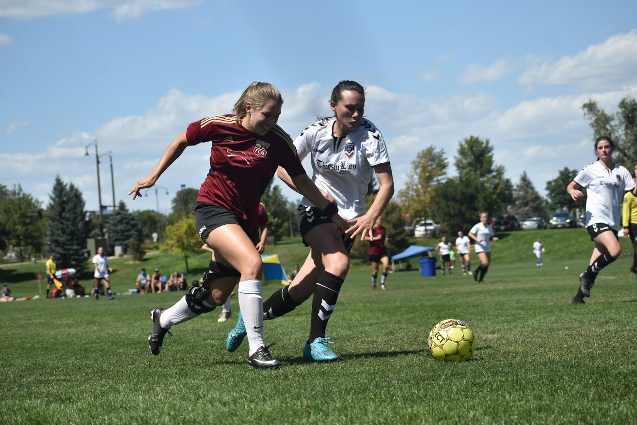FC Denver Women vs FC Boulder Women