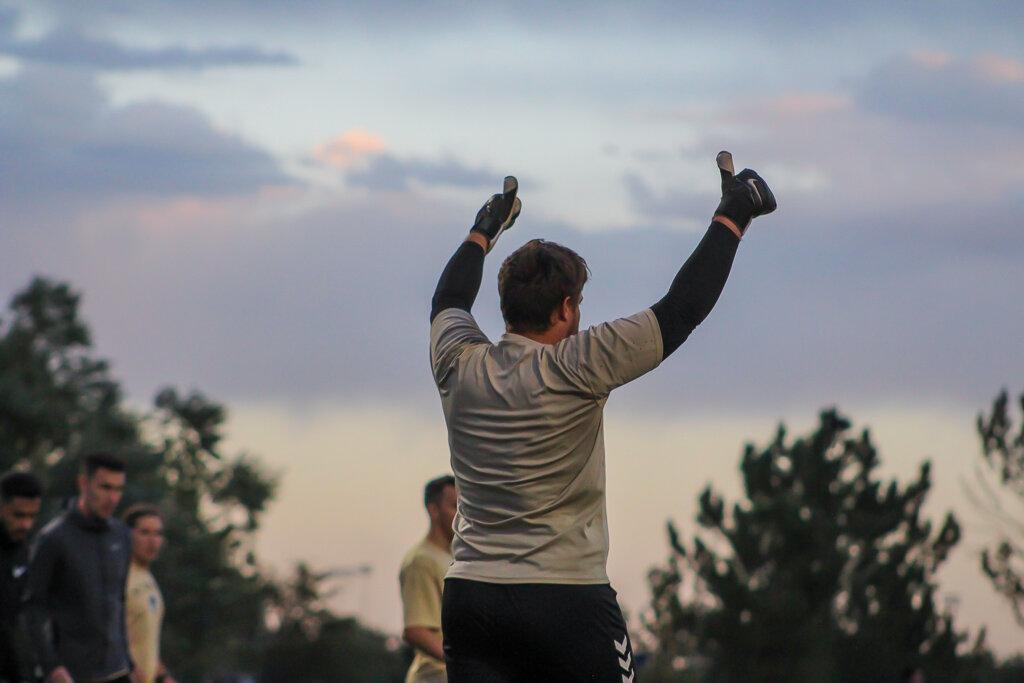 Jacob Peterson vs FC Boulder Harpos