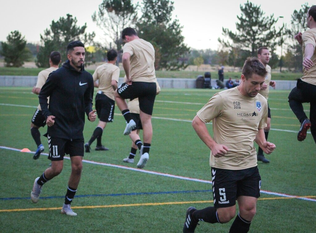 USOC2020 R1 Qualifier vs FC Boulder Harpos. Photo: Ben Tarver