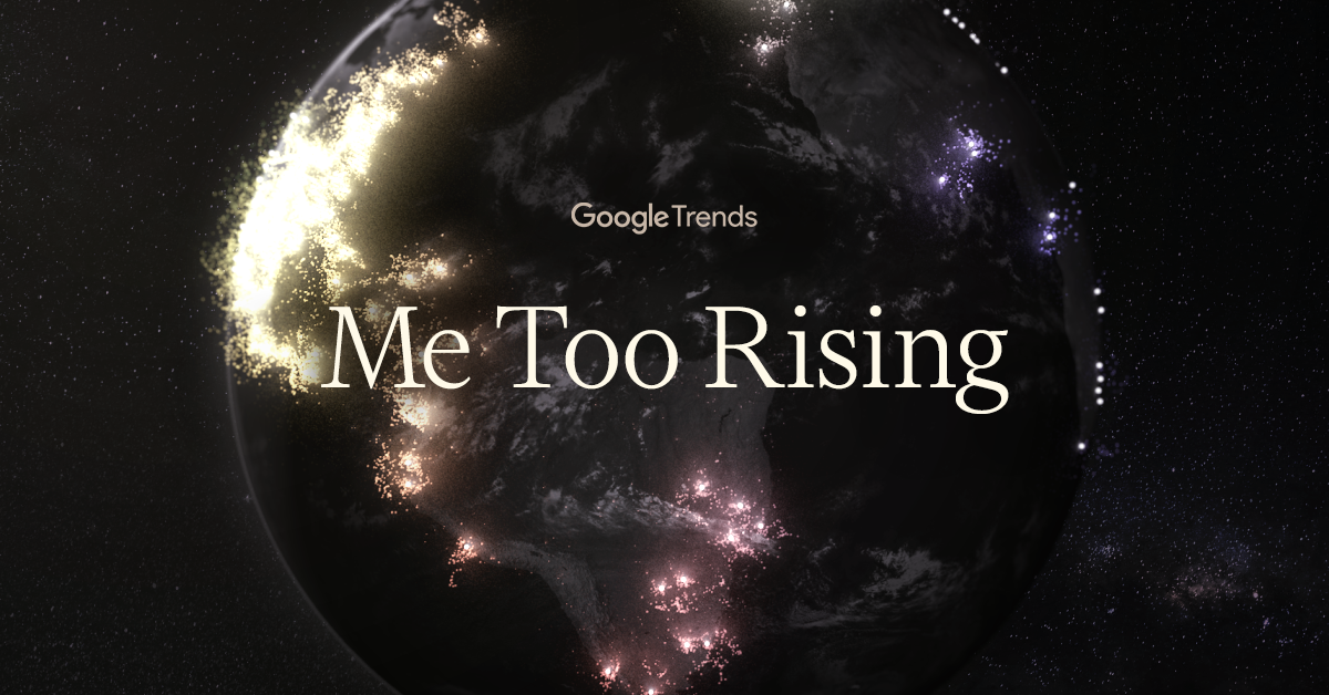 Google | Me Too Rising