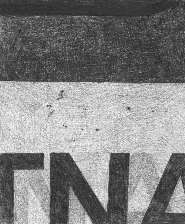 Putnam II   Graphite on paper