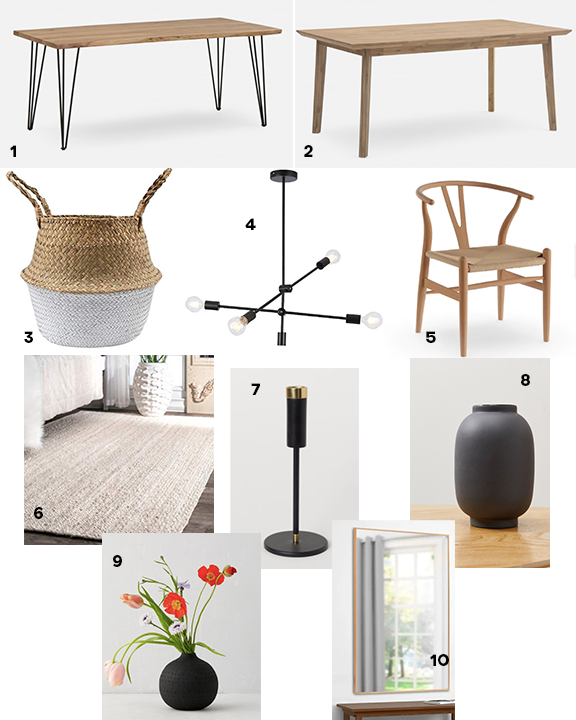Decor Items For Your Dining Room