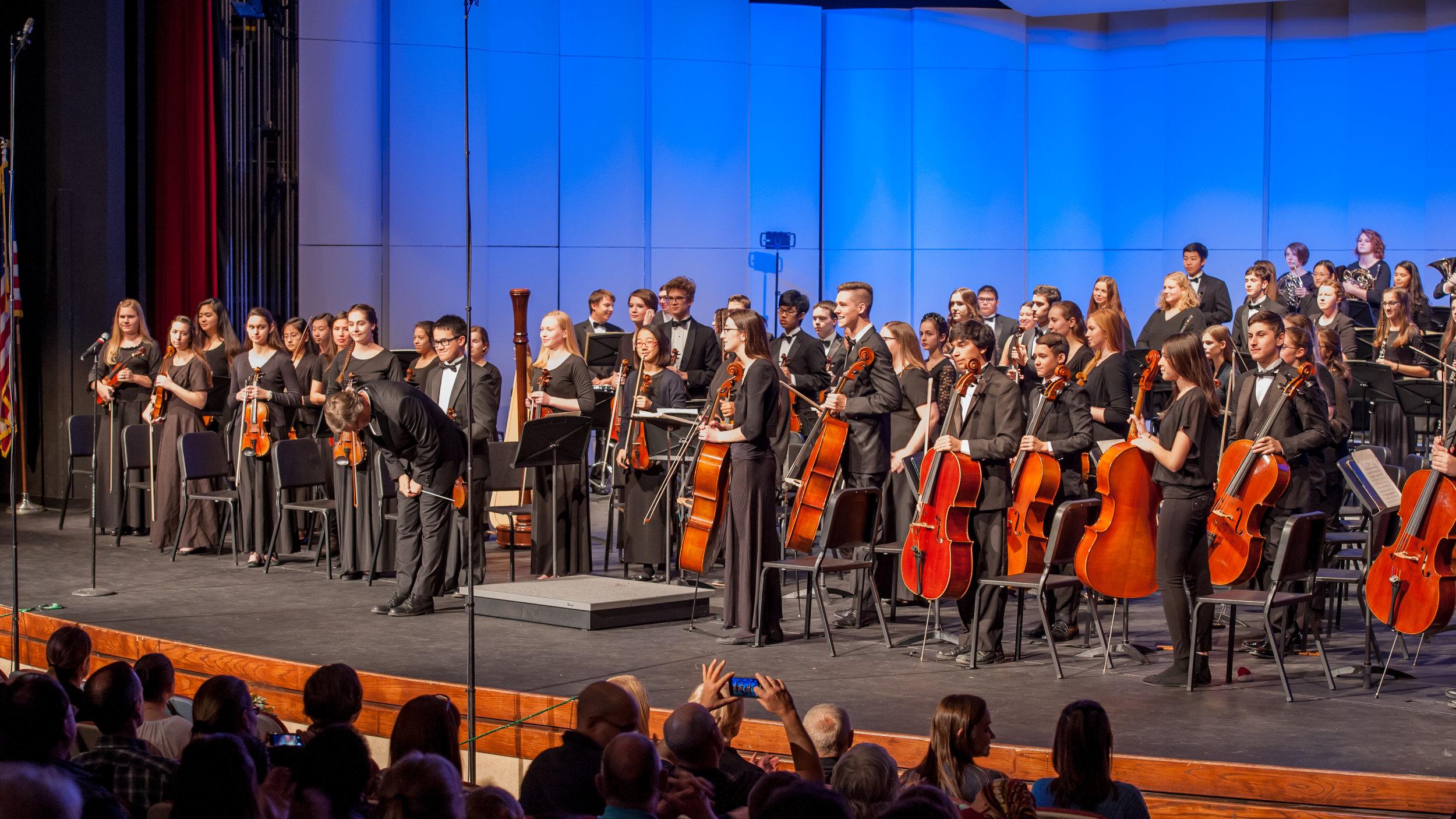 Symphony Orchestra - 2017