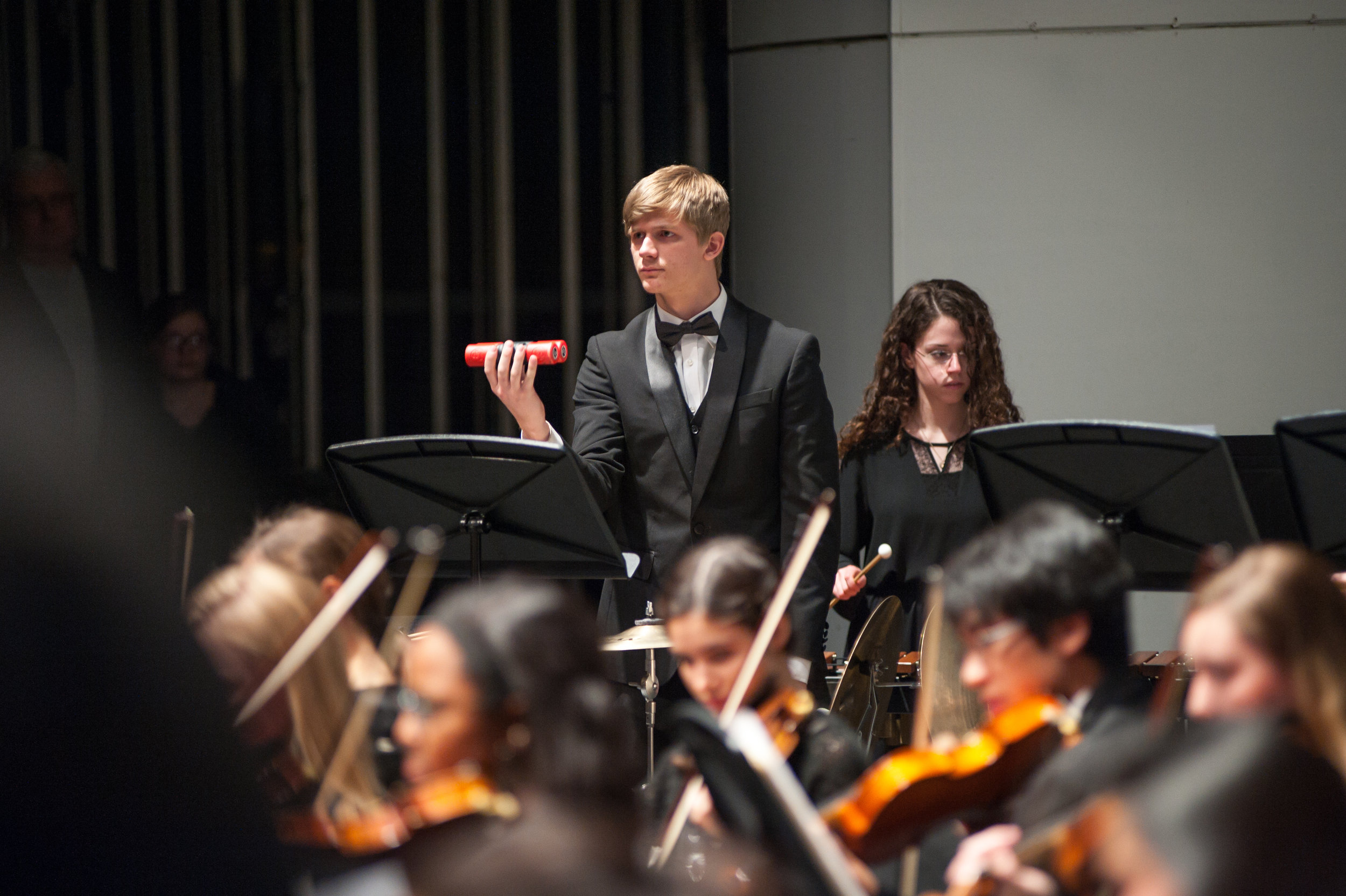 Symphony Orchestra 2015 - Chad Hendersen
