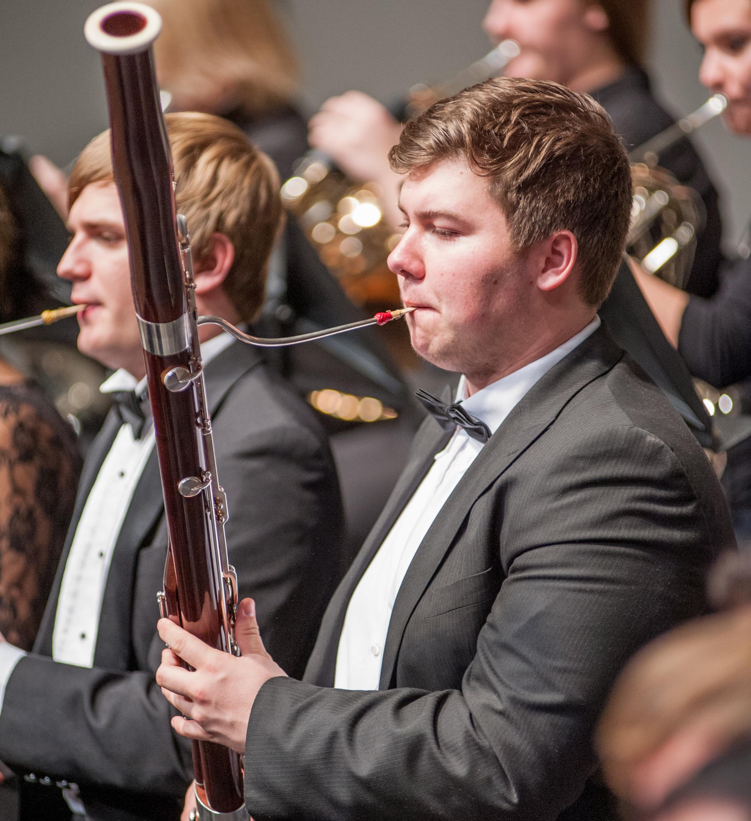Symphony Orchestra 2016 - Sam Macken