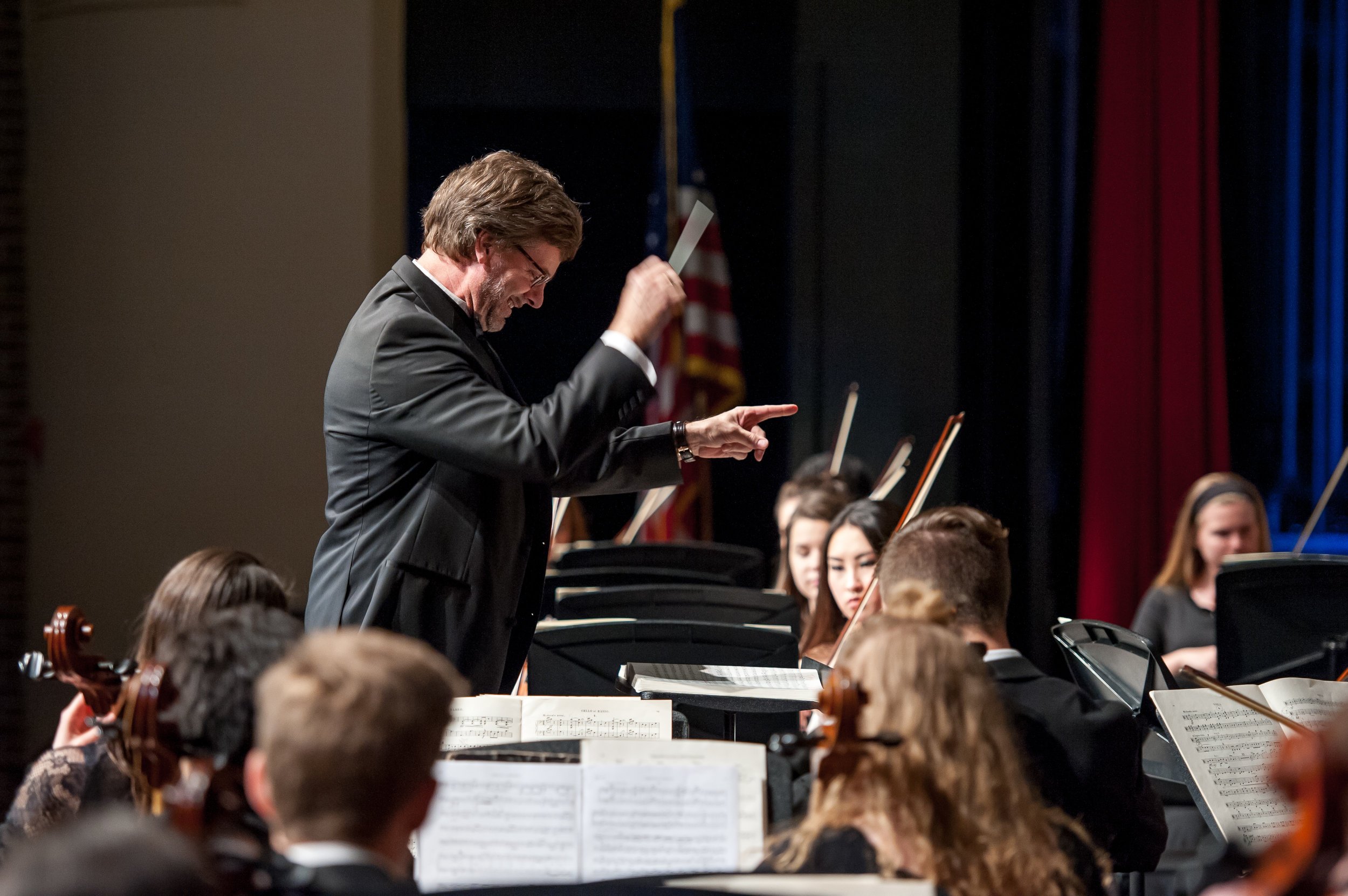 SO Conductor - Rick Wagner