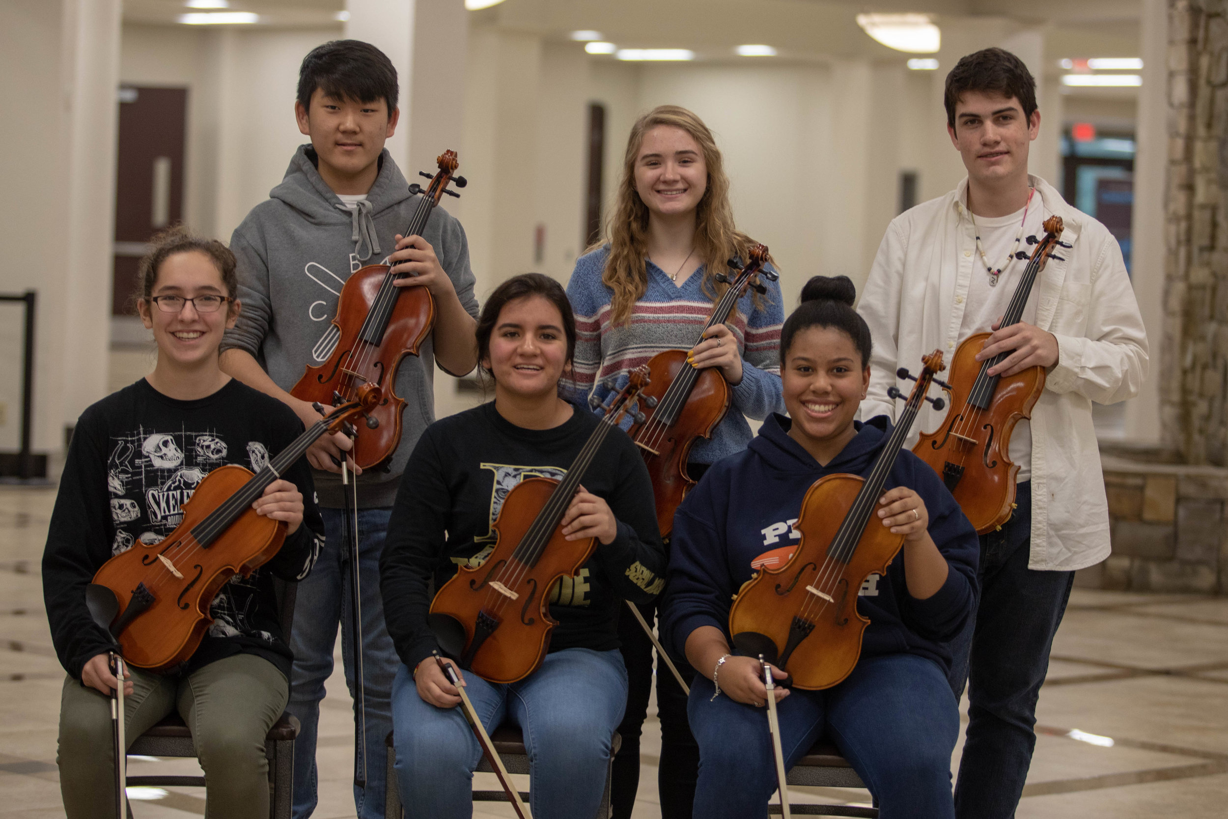 CO Viola Section - October 2018