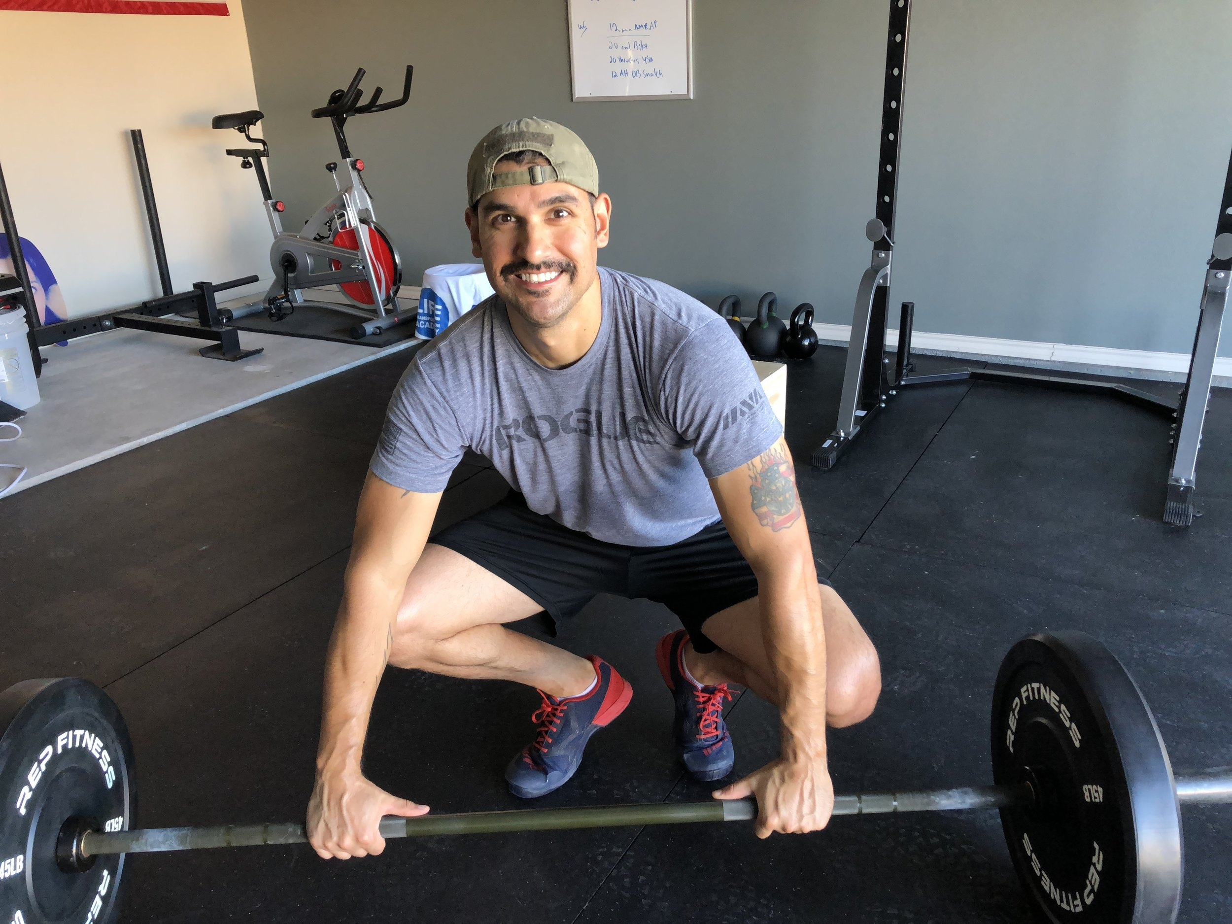 Meet your trainer - I'm Jon, certified trainer and owner of Max Fortitude Fitness! We'll be working together to help make 2019 your most successful year yet. I look forward to interacting directly with you and I can't wait to see what you can accomplish!