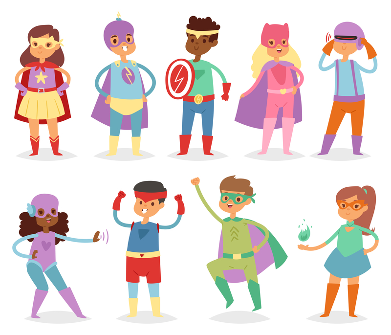 Mascots & Heroes - $159 for the 1st hour$55 extra 30 minutesPlease call the office to inquire about the availability of your preferred mascot or hero!