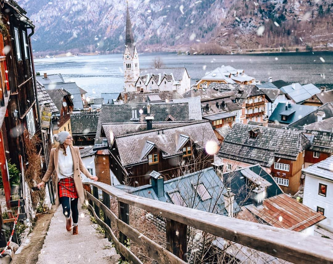 How to get to Hallstatt from Salzburg -