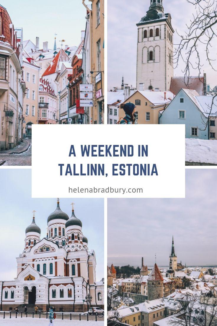 Tallinn Pinterest Helena Bradbury