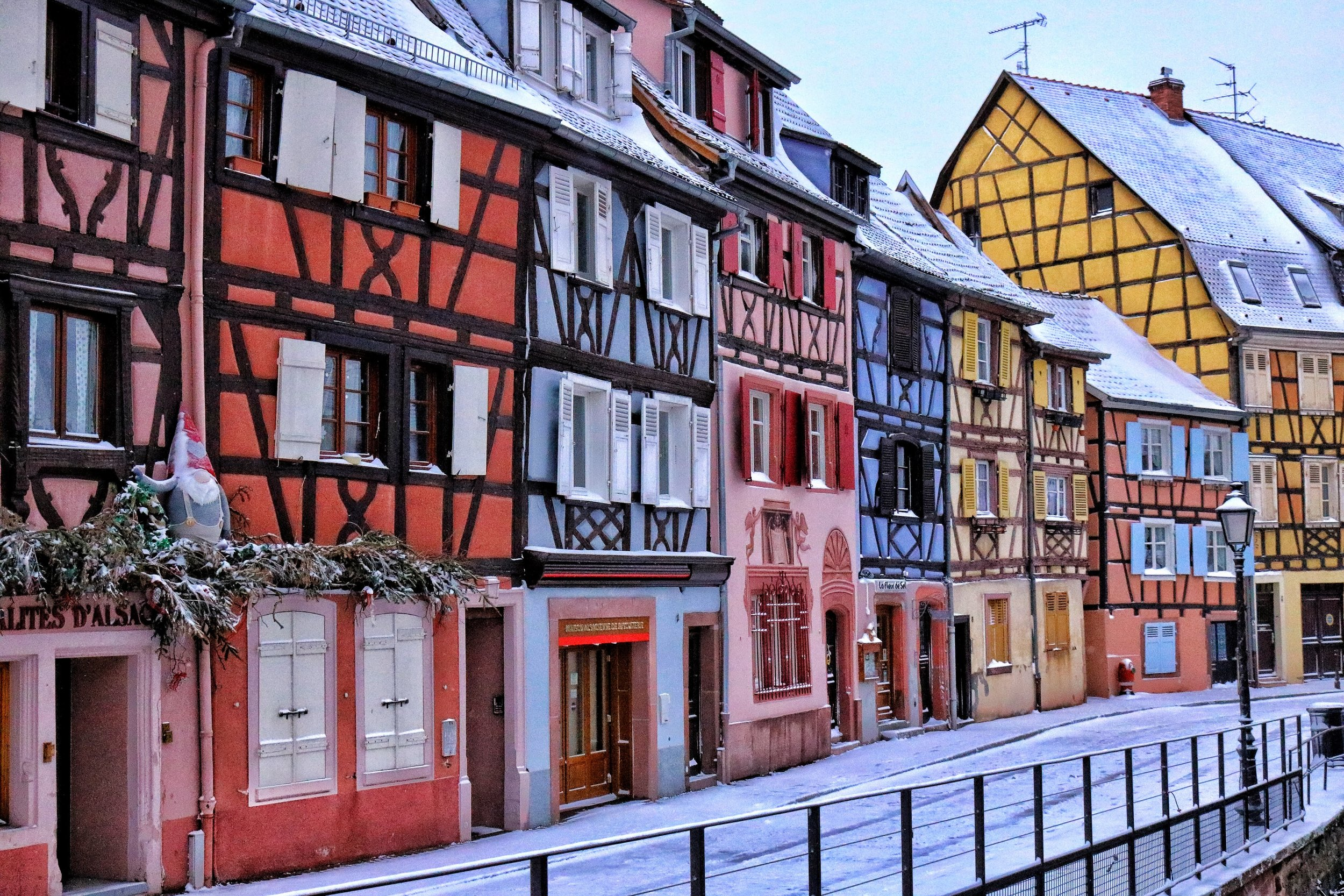How to get to Colmar -