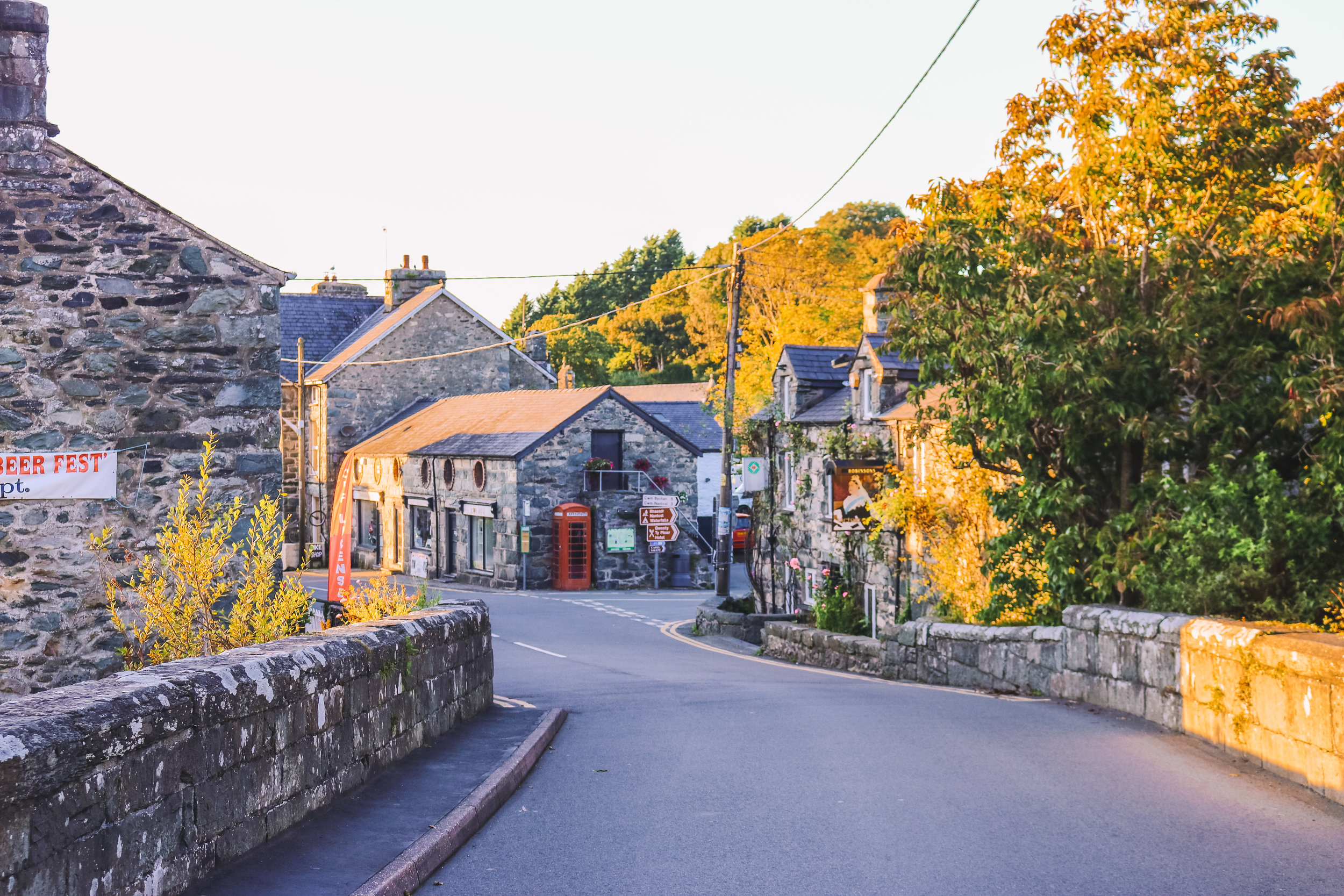 The must see places for a trip to Wales -