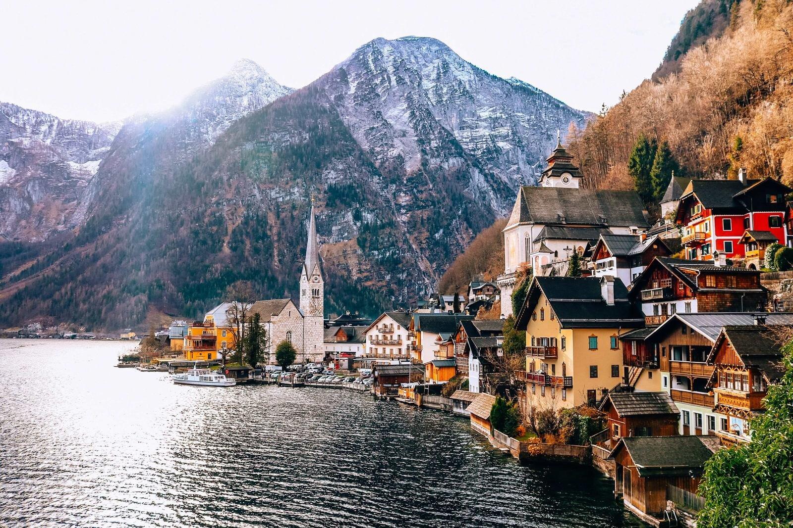 How to get to Hallstatt in Austria — Helena Bradbury