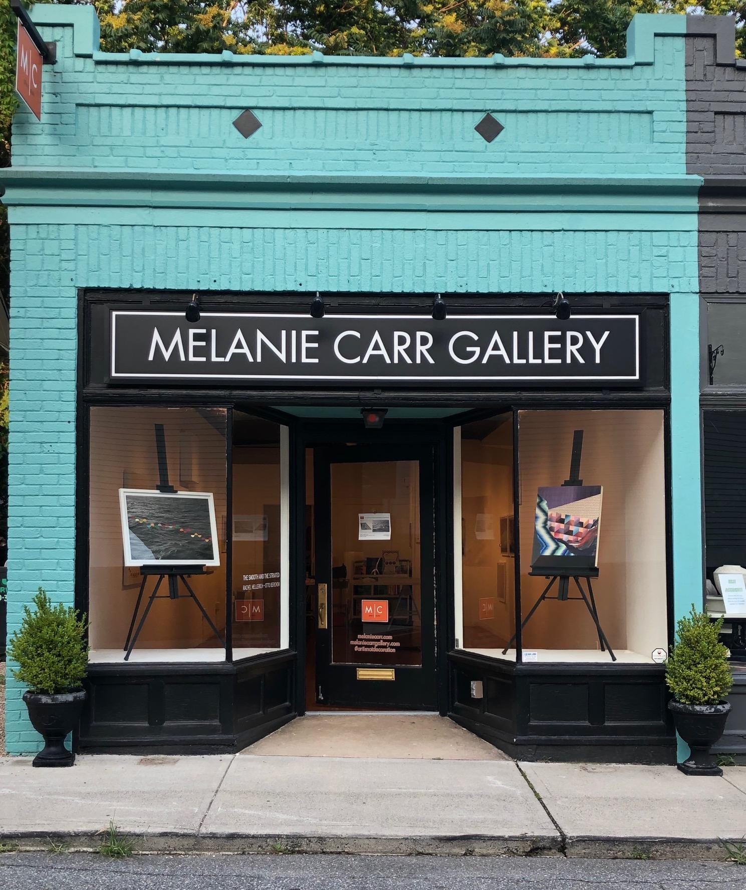 Melanie Carr Gallery, Essex, CT. July 2019. Photo Courtesy of Rachel Hellerich.