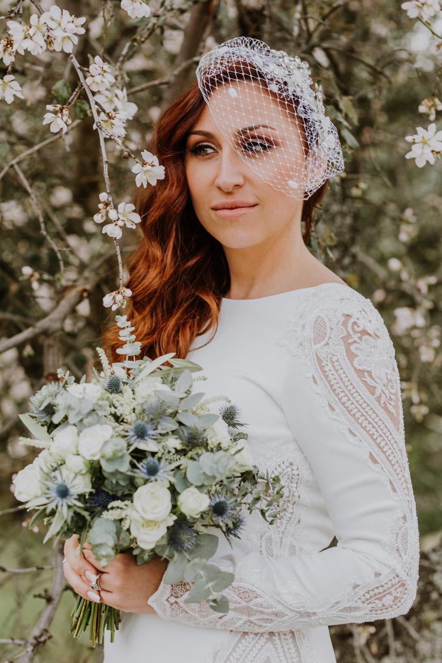Imagen de la novia