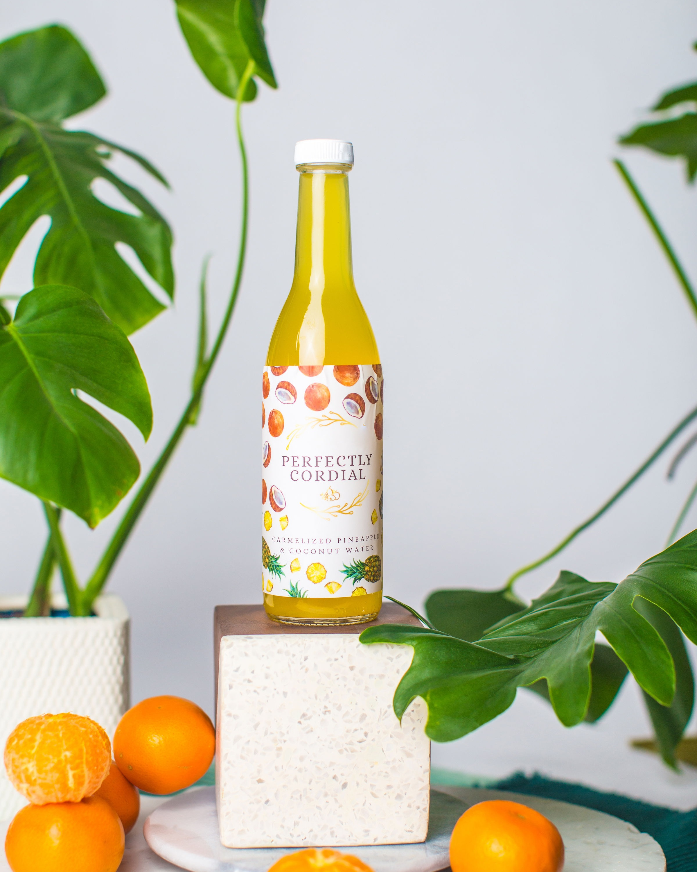 Caramelized Pineapple Coconut - Caramelized Pineapple Coconut or the soft sibling of Pina Colada: a combination of caramelized pineapples, fresh pineapple juice, coconut water, lemon juice, exotic spices and cane sugar.From $14.99-$7.00
