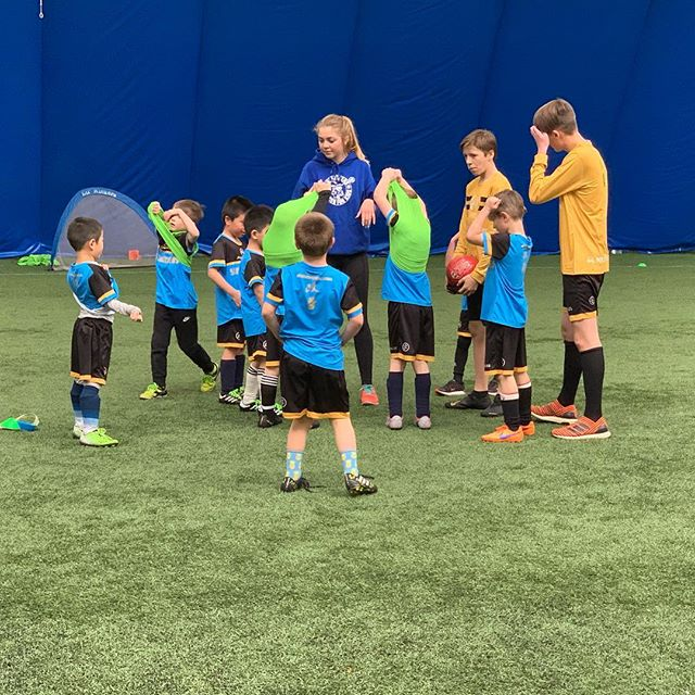 Skill Builders with Coach Julia!
