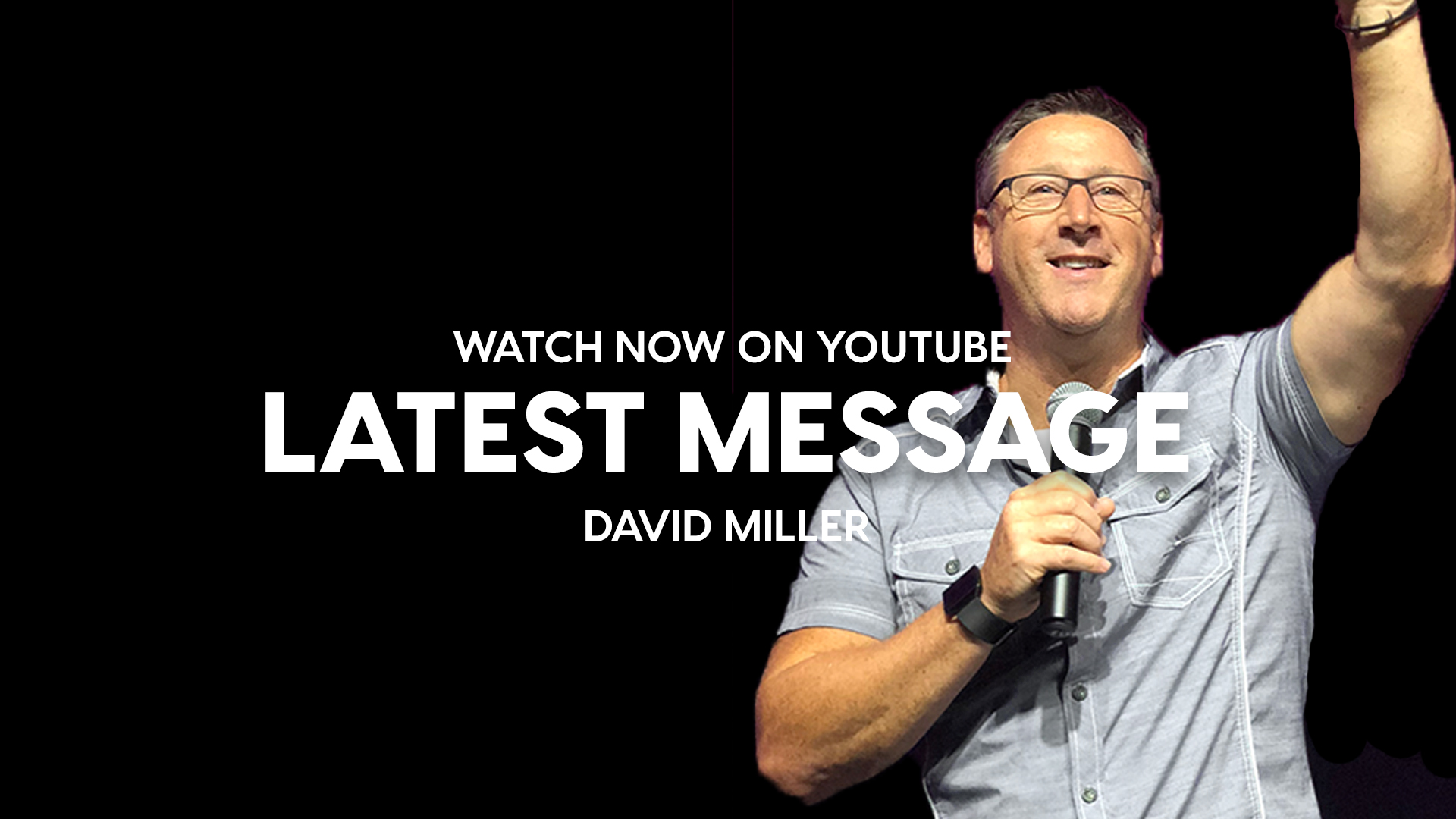 WATCH NOW - THE FELLOWSHIP YOUTUBE CHANNELCheck out the latest messages from Pastor David Miller! Access talks that give you insight into topics such as greatness, leadership, choice, risk, and living life to the fullest. Be empowered to create a future that cultivates faith, hope, and love!