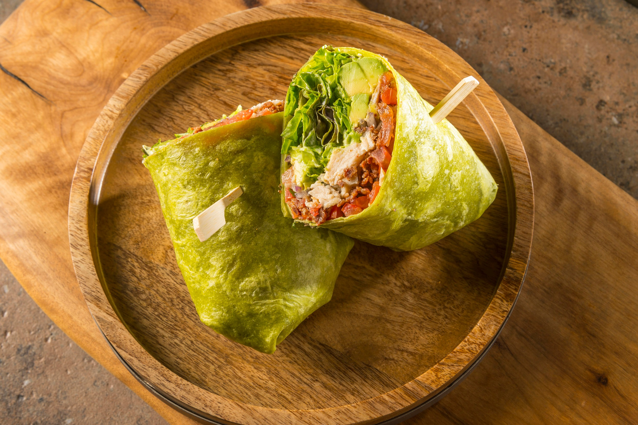 LUNCH/DINNER - 11AM - CLOSE, EVERYDAYFRESH AND DELICIOUS OPTIONS