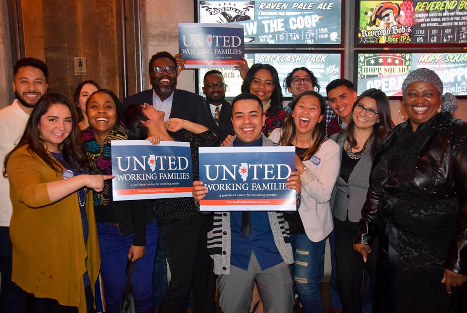 CAMPAIGNS AND ENDORSEMENTS - We recruit, train, run, and win with candidates of color who come from the rank and file of our movements.