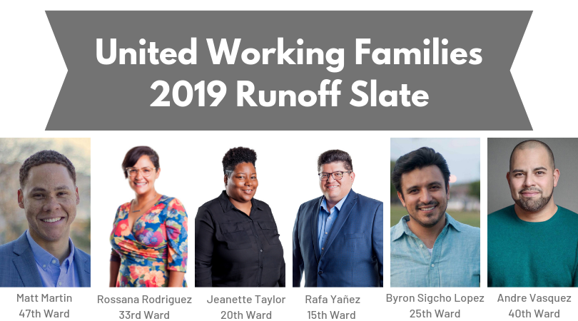 News — United Working Families