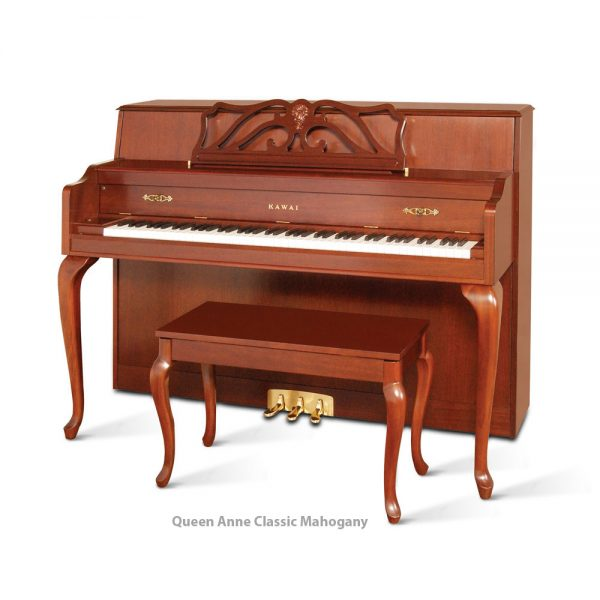 KAWAI 607 DESIGNER CONSOLE UPRIGHT PIANO