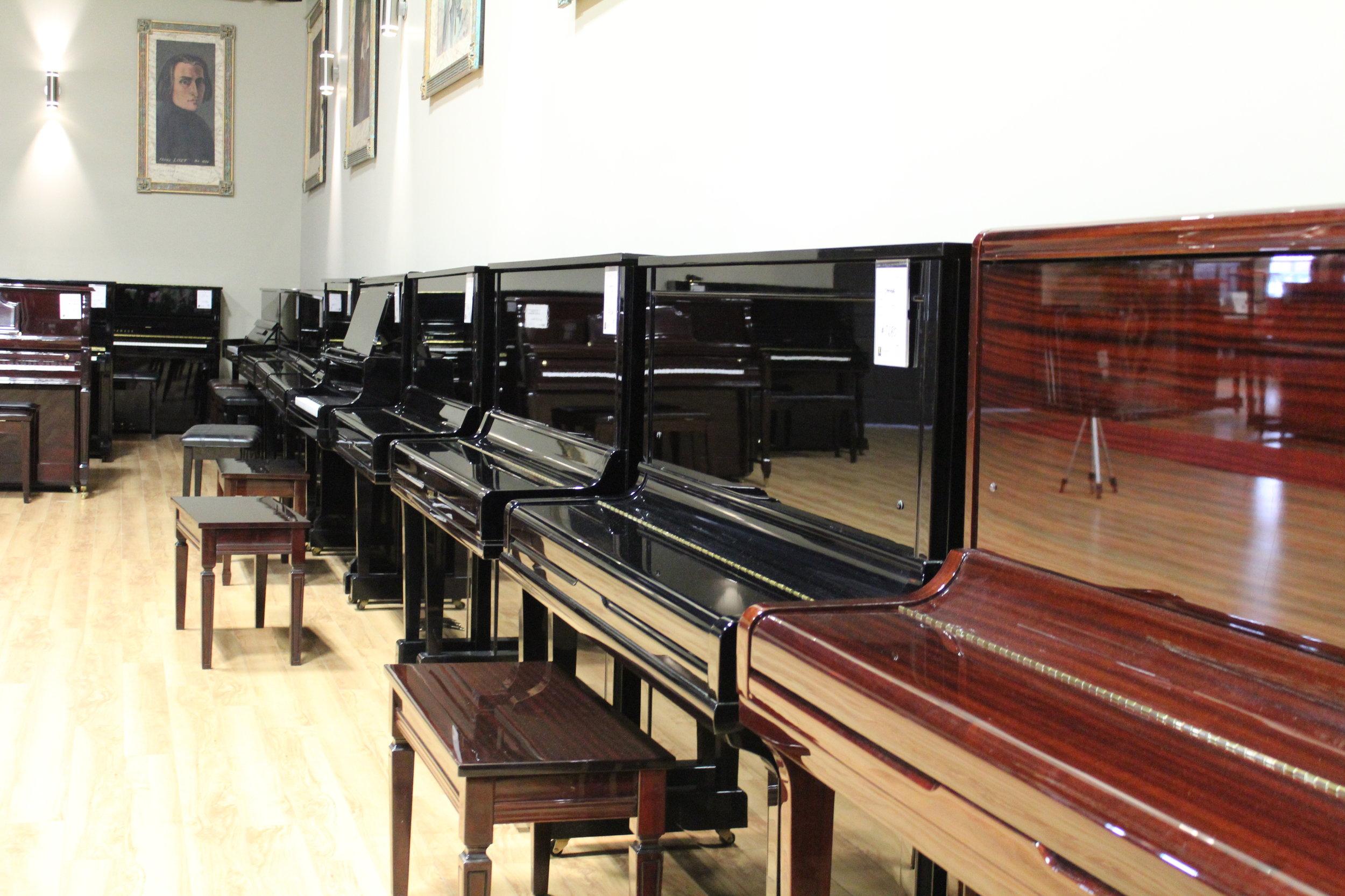 25th Annual Piano Sale Event - Capilano University & Loewen