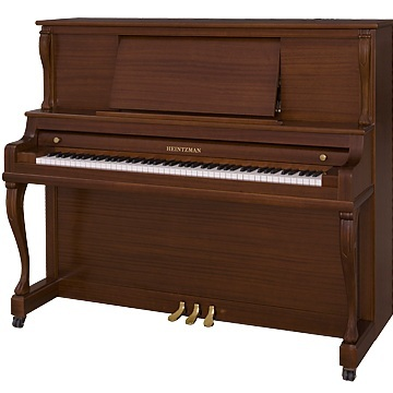 "New Heintzman Upright 132 52"" Beautiful Furniture Model   Special Event Discounts up to 40% off"