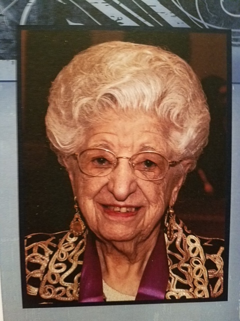 Sadie Anton- Community Treasure - At 102, this wise woman was still serving patrons at her community's annual dinners.
