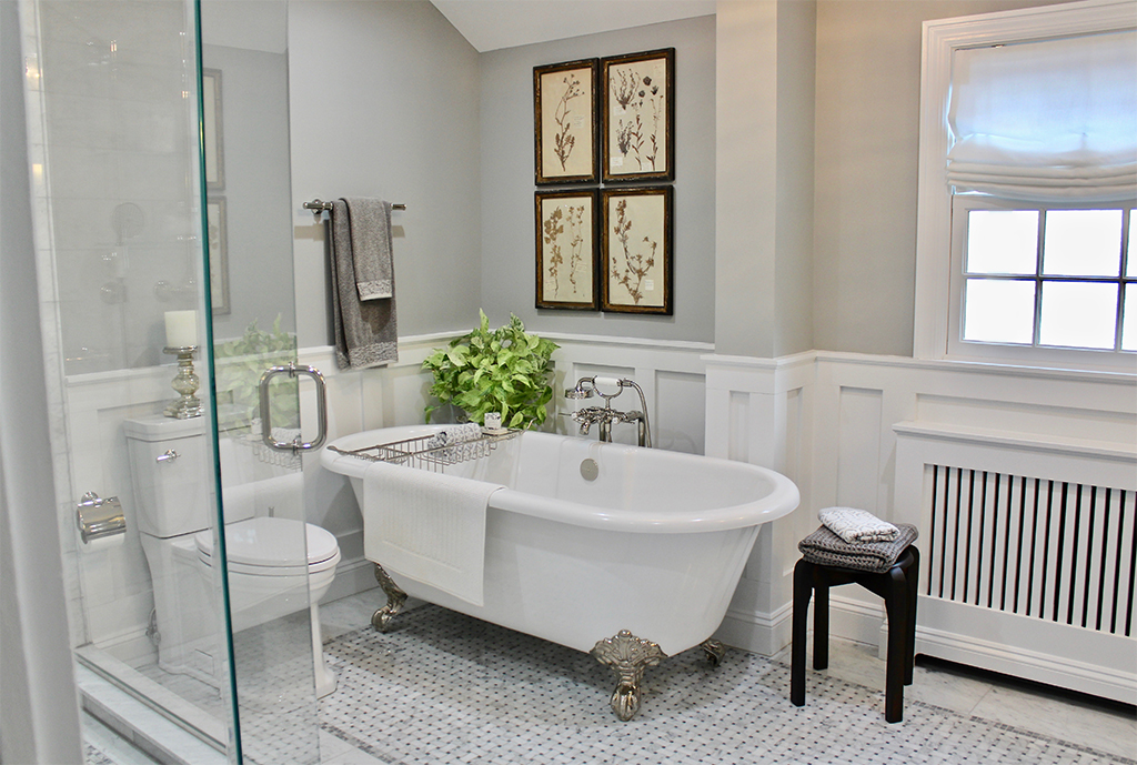BRevoort place guest bath
